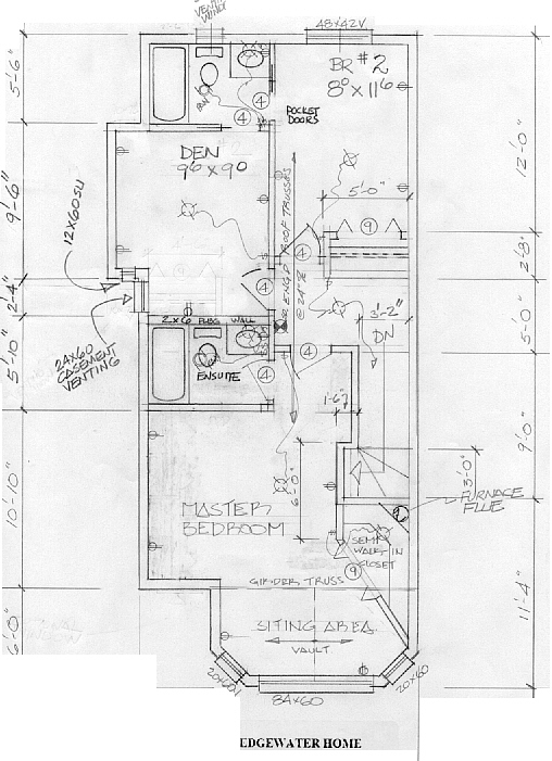 Calgary infill home plans escortsea for Infill home plans